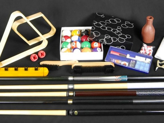 Billiards-Set