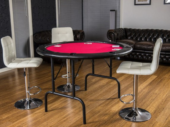 Round-Poker-Table